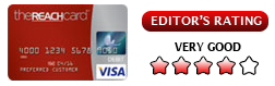 REACH Visa Prepaid Debit Card
