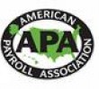 American Payroll Association logo for electronic payroll