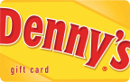 Dennys Gift Card