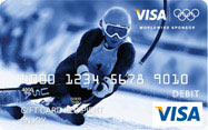 Visa Olympic Gift Card Julia Mancusco