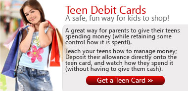 Get a Great Teen Card