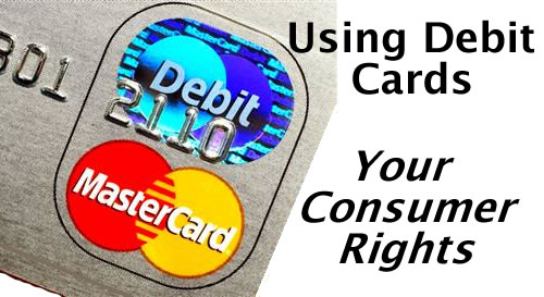 Debit Card Rights