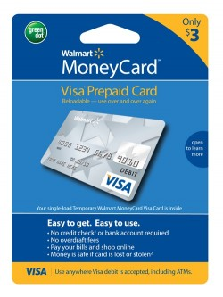 Get Debit Card at Store