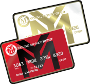 Young Money Prepaid Debit Card