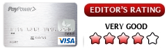Review of PayPower Visa Prepaid Card