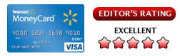 Walmart MoneyCard Visa Prepaid Card
